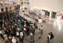Джаз-хор дал сольный концерт в Ельцин-центре